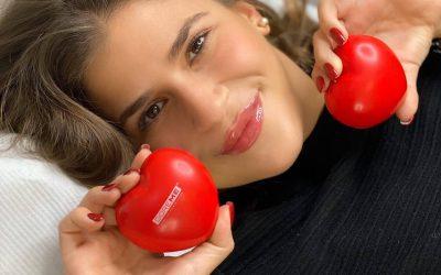Powiększanie ust metodą Baby Doll Lips