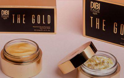 Dibi Milano The Gold – terapia 24-karatowym złotem