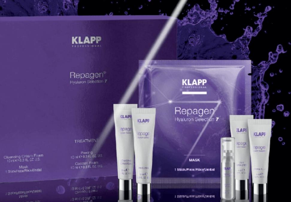 Repagen Hyaluron Selection 7- innowacja od KLAPP