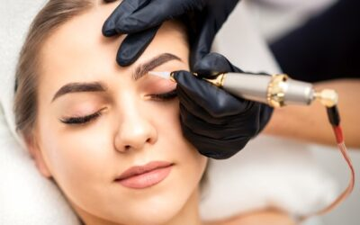 Usuwanie makijażu permanentnego bez lasera